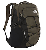 The North Face Borealis 28L - zaino daypack, Brown/Black