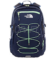 The North Face Borealis Classic 29 - Rucksack, Cosmic Blue/Ele. Mint Green