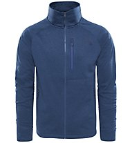 The North Face Canyonlands - Fleecejacke Wandern - Herren, Blue