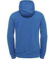 The North Face Drew Peak Pullover Hoodie Herren Kapuzenpullover, Light Blue