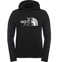 The North Face Drew Peak Pullover Hoodie Felpa con cappuccio, Black