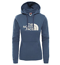 The North Face Drew Peak - felpa con cappuccio trekking - donna, Blue