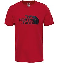 The North Face Easy - T-shirt trekking - uomo, Red