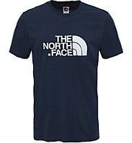 The North Face Easy Tee Herren T-Shirt, Blue