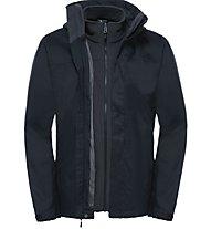 The North Face Evolve II Triclimate Jacket Herren Doppeljacke, Black