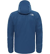 The North Face Evolve II Triclimate - Doppeljacke Trekking - Herren, Light Blue