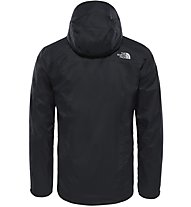 The North Face Evolve II Triclimate - Doppeljacke Trekking - Herren, Black