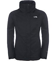 The North Face Evolve II Triclimate - Doppeljacke Trekking - Damen, Black