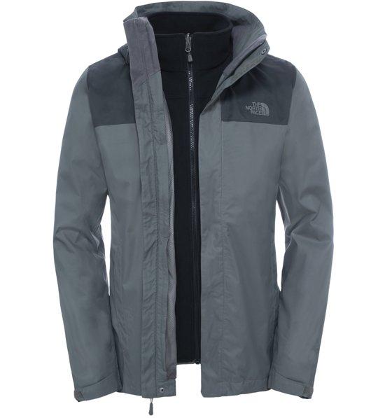 Evolve II Triclimate giacca con cappuccio trekking uomo