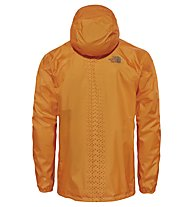 The North Face Flight Series Fuse - Trailrunningjacke - Herren, Orange
