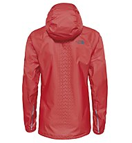 The North Face Flight Series Fuse - Laufjacke Damen, Red