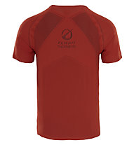 The North Face Flight Series Warp - Trailrunning-Shirt - Herren, Orange