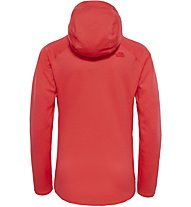 The North Face FuseForm Progressor - Fleecejacke mit Kapuze - Damen, Red
