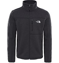 The North Face Gordon Lyons - Fleecejacke Trekking - Herren, Black