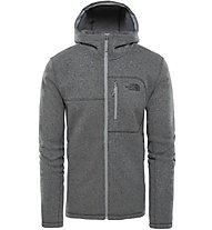 The North Face Gordon Lyons - giacca in pile - uomo, Dark Grey