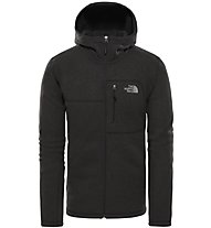 The North Face Gordon Lyons - giacca in pile - uomo, Black
