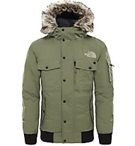 The North Face Gotham - giacca in piuma - uomo, Green