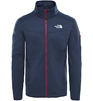 The North Face Hadoken - Fleecejacke Wandern - Herren, Blue