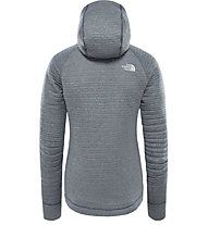 The North Face Hikesteller Midlayer - giacca in pile - donna, Grey