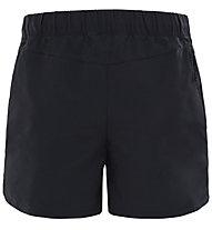 The North Face Hikesteller - pantaloni corti trekking - donna, Black