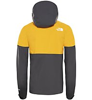The North Face Impendor C-Knit - giacca in GORE-TEX - uomo, Yellow/Black