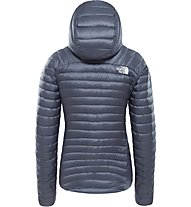 The North Face Impendor - Daunenjacke mit Kapuze - Damen, Dark Grey