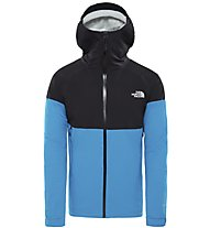 The North Face Impendor Insulated - Hardshelljacke mit Kapuze - Herren, Blue/Black