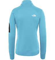 The North Face Impendor Powerdry - giacca in pile - donna, Light Blue