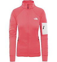 The North Face Impendor Powerdry - giacca in pile - donna, Pink