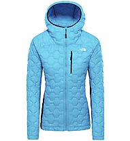 The North Face Impendor Thermoball Hybrid - giacca ibrida con cappuccio - donna, Blue