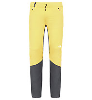 The North Face Impendor Trek - pantaloni trekking - uomo, Black/Yellow