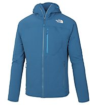 The North Face Incipient Hooded Jacket Giacca in pile, Blue