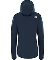 The North Face Inlux Tricliamte - giacca a vento con cappuccio - donna, Blue
