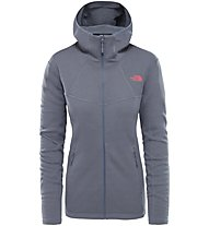 The North Face Inlux Wool - giacca trekking - donna, Grey
