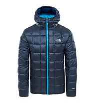 The North Face Kabru - Daunenjacke mit Kapuze - Herren, Blue