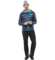 The North Face Kabru Down - giacca in piuma con cappuccio - uomo, Blue