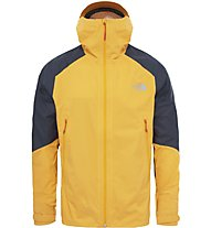 The North Face Keiryo Diad - Hardshelljacke mit Kapuze - Herren, Yellow
