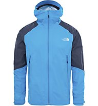 The North Face Keiryo Diad - Hardshelljacke mit Kapuze - Herren, Blue