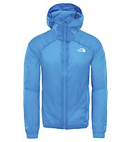The North Face Keiryo Diad Windwall - giacca a vento trekking - uomo, Light Blue