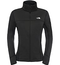 The North Face Kyoshi - Giacca in pile trekking - donna, Black