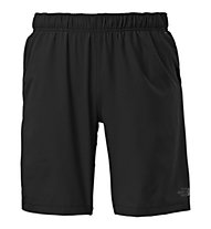 The North Face Ampere Dual Short - kurze Hose, Black/Anthracite