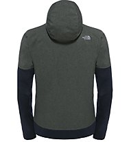The North Face Kilowatt - Fitnessjacke mit Kapuze - Herren, Green/Black