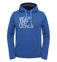 The North Face Graphic Surgent Hoodie - Pullover, Blue