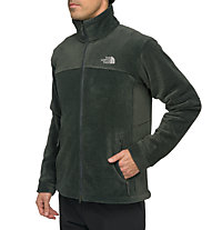 The North Face Men's Genesis Jacket Giacca in pile, Asphalt Grey