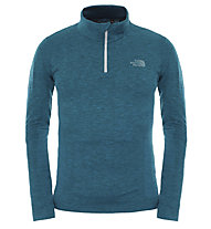 The North Face Morfe L/S Pullover, Enamel Blue Heather
