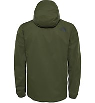 The North Face Quest Jacke, Green