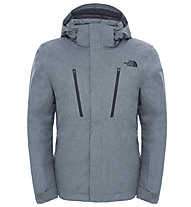 The North Face Giacca sci Men's Ravina Jacket, TNF Medium Grey Heather