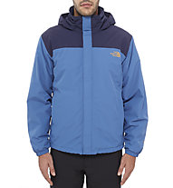 The North Face Resolve Insulated Jacke, Dish Blue/Cosmic Blue