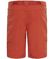 The North Face Speedlight - pantaloni corti trekking - uomo, Red