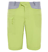 The North Face Subarashi - pantaloni corti trekking - uomo, Green